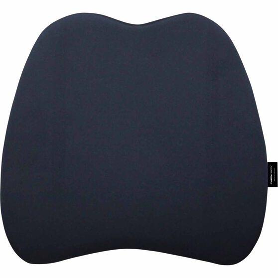 Memory Foam Lumbar Cushion - Black, , scaau_hi-res