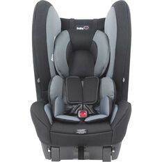 Baby Love Cosmic II Convertible Baby Seat - Black and AMP Grey, , scaau_hi-res