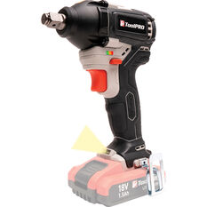 ToolPRO 18V Brushless Impact Wrench Skin, , scaau_hi-res