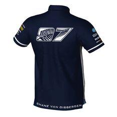 RedBull Holden Racing Team Men's 2020 Shane Van Gisbergen Driver Polo Navy XS, Navy, scaau_hi-res