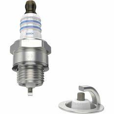Bosch Spark Plug Single WSR6F, , scaau_hi-res