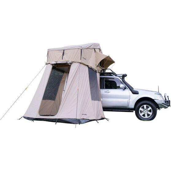 Ridge Ryder Roof Top Tent - With Annex, , scaau_hi-res