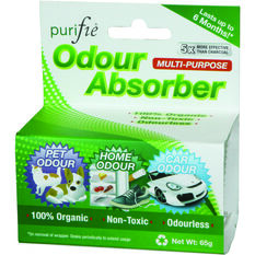 Purifie Odour Absorber Air Freshener - 65g, , scaau_hi-res