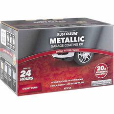 Metallic Cherry Bomb Floor Kit 1-Car Garage, , scaau_hi-res