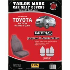 Ilana Imperial Tailor Made Pack for Toyota HiAce LWB 03/05 - 01/14, , scaau_hi-res