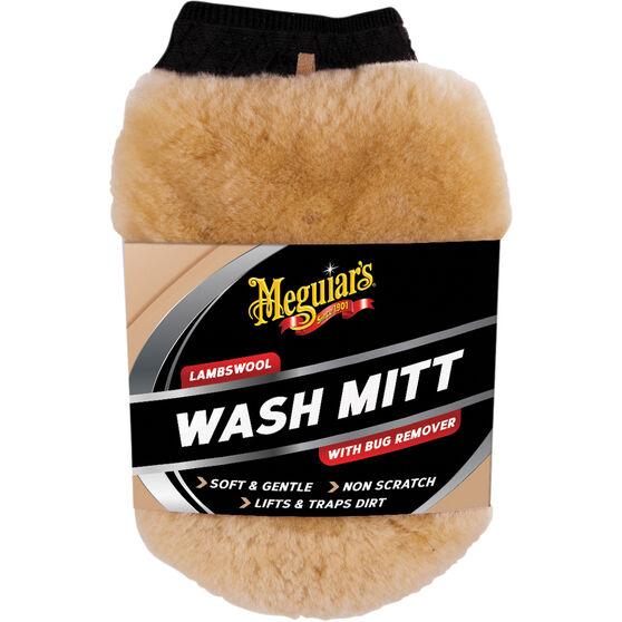 Meguiar's Lambswool Wash Mitt, , scaau_hi-res