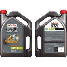 Castrol GTX Modern Engine Oil - 10W-30, 5 Litre, , scaau_hi-res