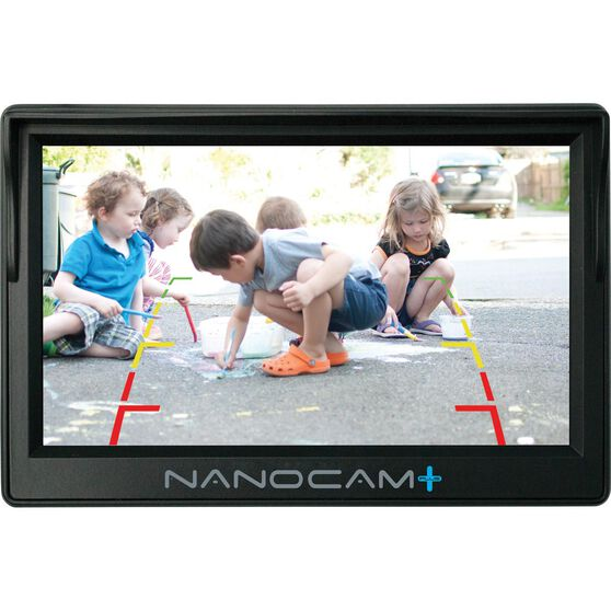 "Nanocam+ NCP-DRM50 Wired Reversing Camera with 5"" Monitor, , scaau_hi-res"
