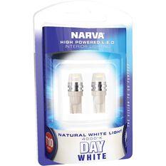 Narva Interior Globe LED - White, T10, , scaau_hi-res