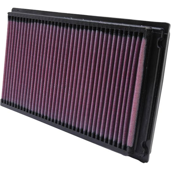 K&N Air Filter - 33-2031 (Interchangeable with A360), , scaau_hi-res