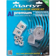 Martyr Alloy Outboard Anode Kit -CMSZ4050KITA, , scaau_hi-res
