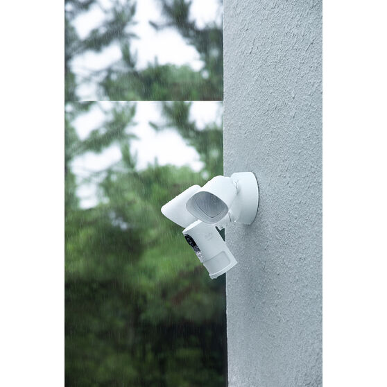 Eufy Smart Floodlight with Camera 1080P White - T8420CW2, , scaau_hi-res