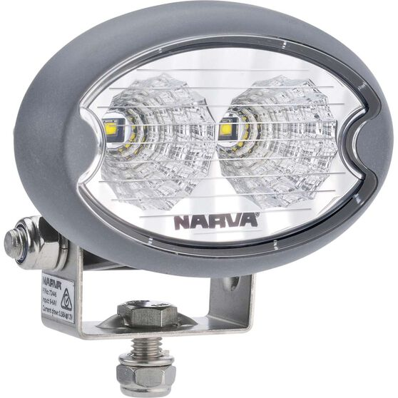 Narva Work Light - LED, Flood Beam, 550 Lumens, , scaau_hi-res