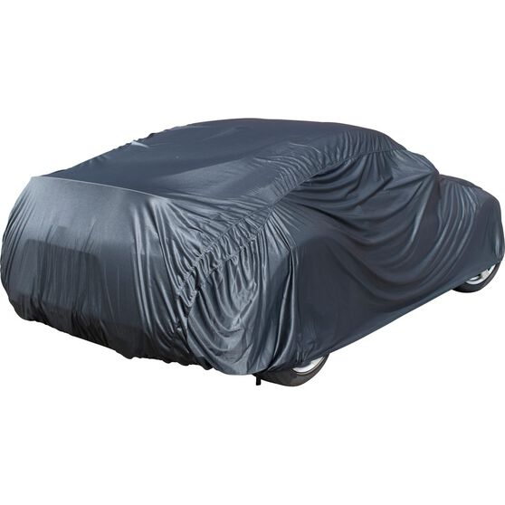 Coverall Show Car Cover Gold Protection - Suits Small / Medium Vehicles, , scaau_hi-res