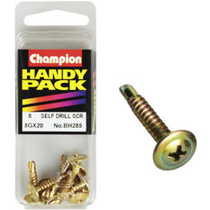 Champion Self Drilling Screws - BH285, , scaau_hi-res