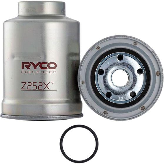 Ryco Fuel Filter - Z252X, , scaau_hi-res