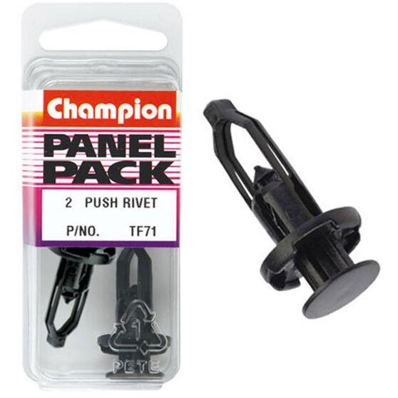 Champion Push Rivet - Long, Panel Pack, , scaau_hi-res