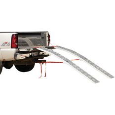 SCA Loading Ramps Alloy Pair 400kg, , scaau_hi-res