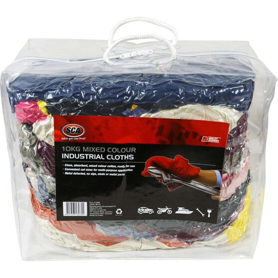 SCA Industrial Cleaning Cloth 10kg, , scaau_hi-res