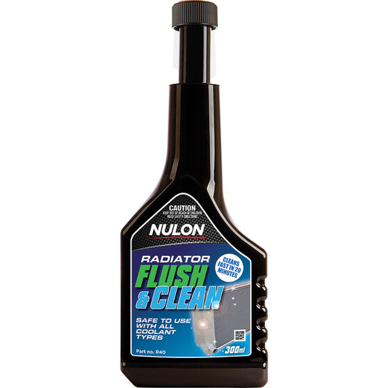 Nulon Radiator Flush and Clean 300mL, , scaau_hi-res