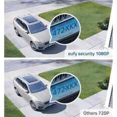 Eufy Wireless 1080p Security Camera system 4 Pack - T8833CD2, , scaau_hi-res