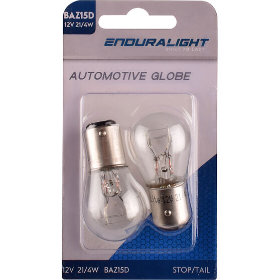 Enduralight Enduralight Automotive Globe - Brake Light, 12V 21 / 4W, , scaau_hi-res