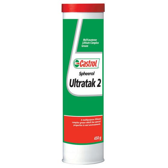 Castrol Spheerol Ultratak 2 Grease Cartridge - 450g, , scaau_hi-res