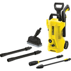 Kärcher K2 Full Control Pressure Washer with Deck Kit 1750 PSI Max, , scaau_hi-res