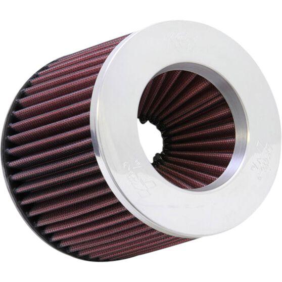 K&N Pod Air Filter - 3 inch, Polished, KNRR-3003, , scaau_hi-res