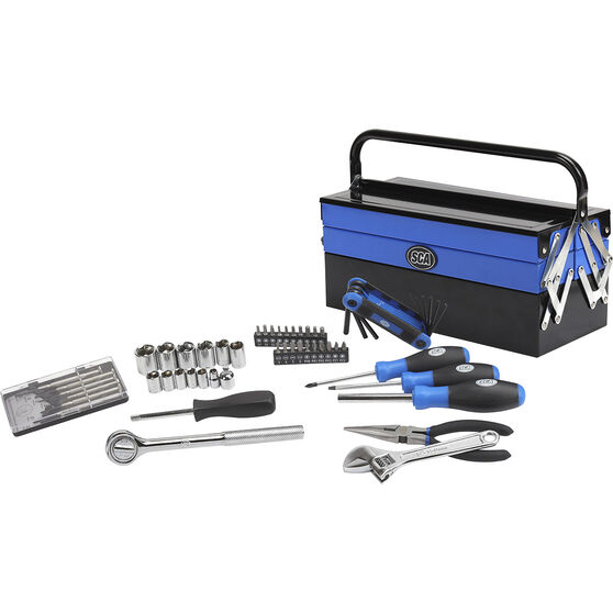 SCA Tool Kit - Cantilever, 56 Piece, , scaau_hi-res