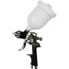 Blackridge Gravity Feed Spray Gun HVLP - 600mL, , scaau_hi-res