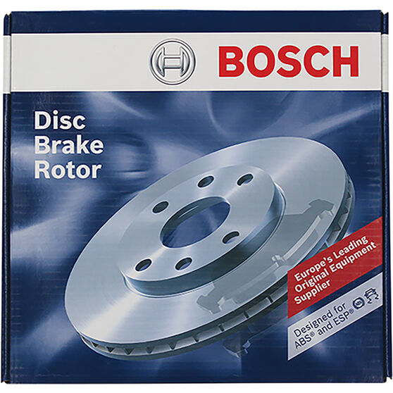 Bosch Disc Brake Rotor PBR2742, , scaau_hi-res