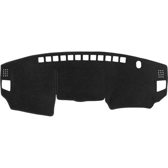 SCA Dashmats - Suit Nissan X Trail T31, 10/07-03/14, Black, 576, , scaau_hi-res
