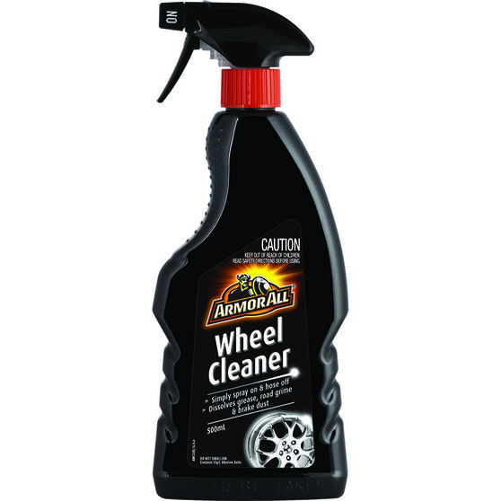 Armor All Wheel Cleaner - 500mL, , scaau_hi-res