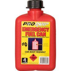 Jerry Can - Petrol, 4 Litre, , scaau_hi-res