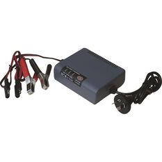 SCA Battery Charger - 3 Stage, 12V, 2.5 Amp, , scaau_hi-res