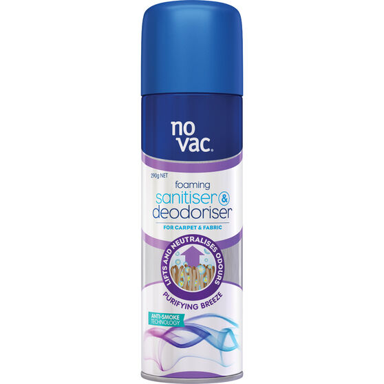 No Vac Deodoriser Air Freshener - Purifying Breeze, 290g, , scaau_hi-res