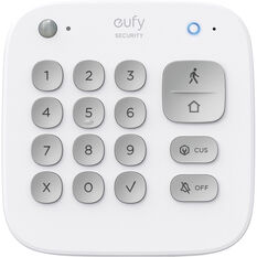 EUFY WIRELESS SECURITY ALARM KEYPAD - T8960C21, , scaau_hi-res