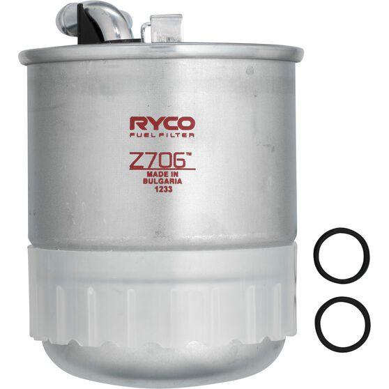 Ryco Fuel Filter - Z706, , scaau_hi-res