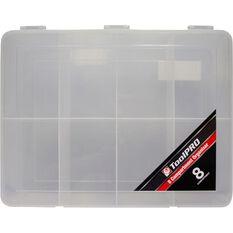 ToolPRO Organiser 8 Compartment, , scaau_hi-res