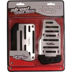 Street Series Pedal Pad Set - Automatic, , scaau_hi-res
