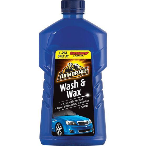 Armor All Wash & Wax 1.25 Litre, , scaau_hi-res