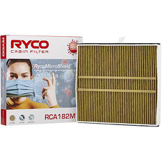 Ryco Cabin Air Filter N99 MicroShield RCA182M, , scaau_hi-res