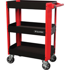 ToolPRO Edge Series Service Cart 3 Shelf 28 Inch, , scaau_hi-res