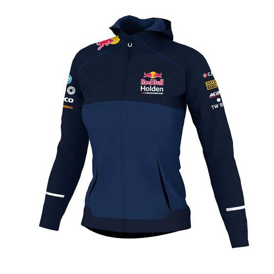 Red Bull Holden Racing Team Women's 2020 Zip Hoodie, Navy, scaau_hi-res