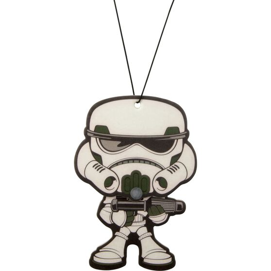 Star Wars Wiggle Stormtrooper Air Freshener - Dark Ice, , scaau_hi-res
