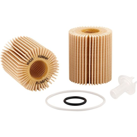 Ryco Oil FIlter - R2664P, , scaau_hi-res