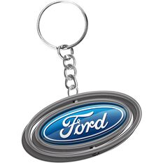 Ford Spinner Keyring, , scaau_hi-res