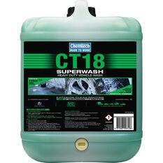 Chemtech CT18 Superwash - 20 Litre, , scaau_hi-res