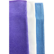 Mothers Total Care Towels - 3 Pack, , scaau_hi-res